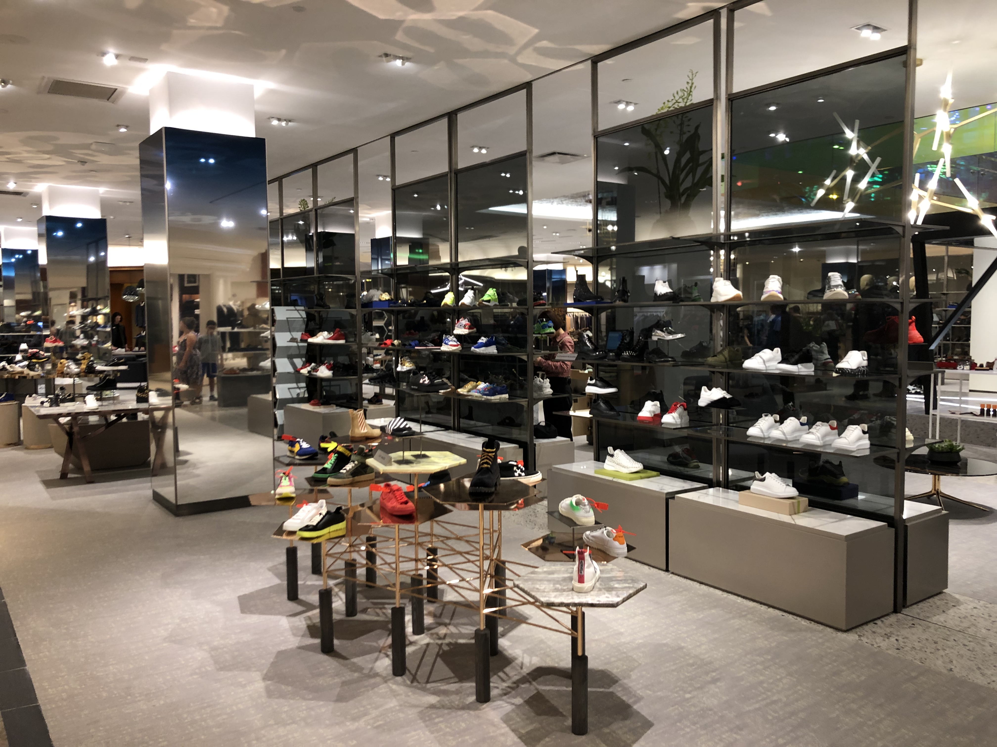 Saks Fifth Avenue 8,000-Square-Foot